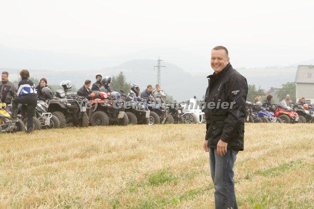 Neuer Besucherrekord beim 14. Quad-Treffen in Horbach von Mario Jochum und seinem Team