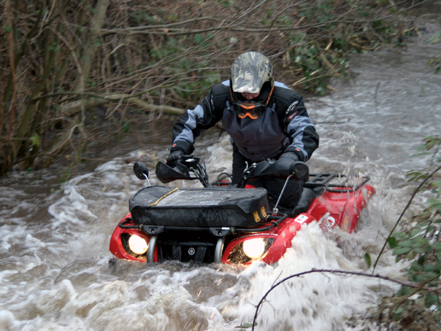 ATV Abenteuer erleben