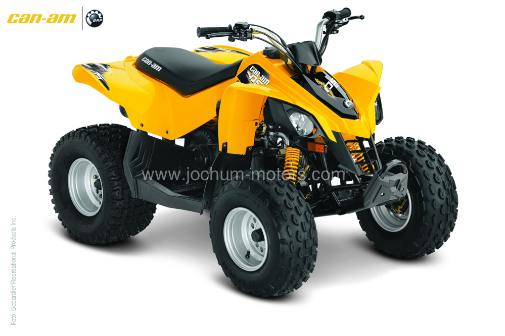 Can-Am DS 90 - Kinderquad
