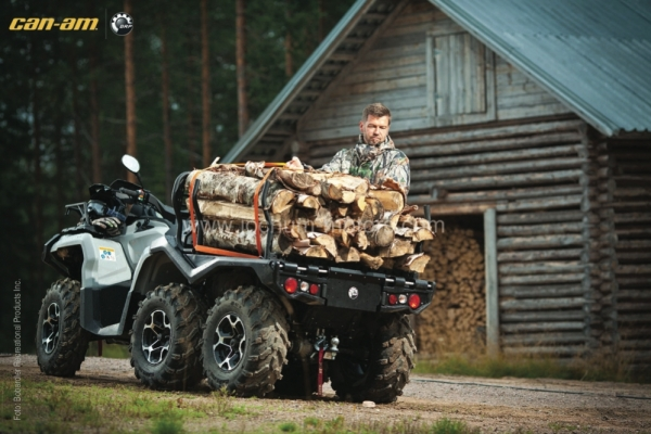 Can-Am Outlander 6×6 1000 XT