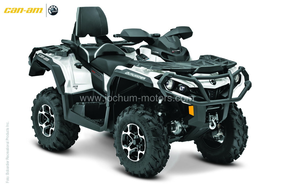 Can-Am Outlander Max 1000 Limited