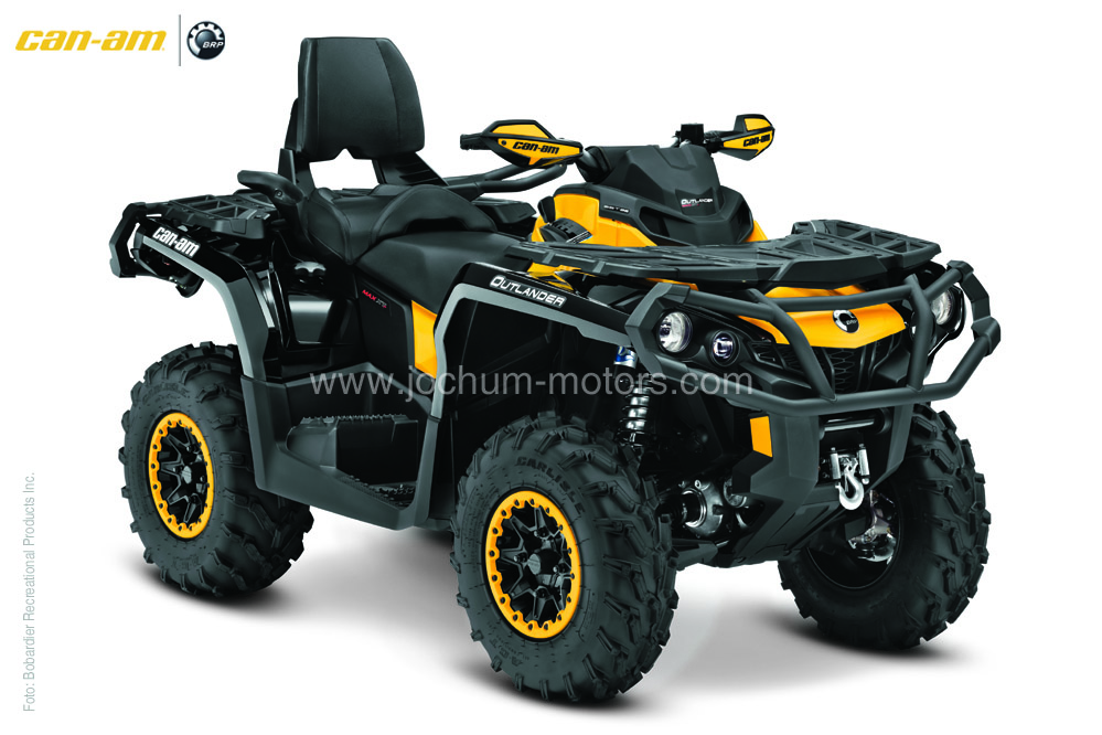 Can-Am Outlander Max 650 XT-P