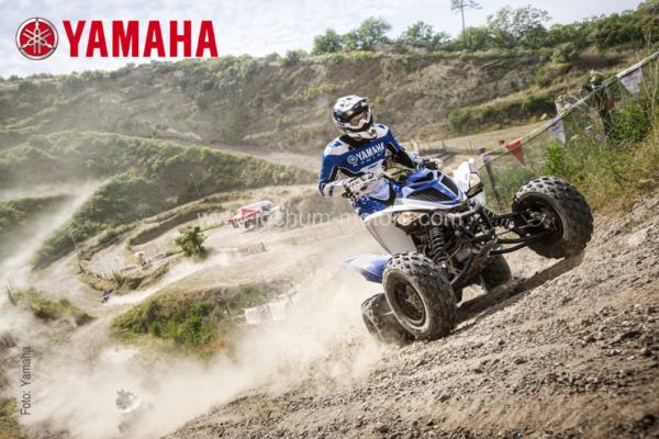 Yamaha YFM 700R Special Edition