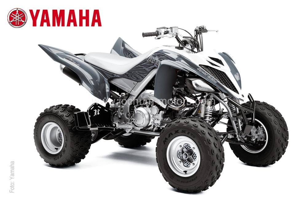 Eines der besten Quads der Welt. Die Yamaha YFM 700R.