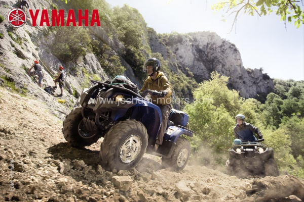 Yamaha Grizzly 450 EPS (Special Edition)