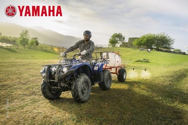 Yamaha Grizzly YFM 450 EPS