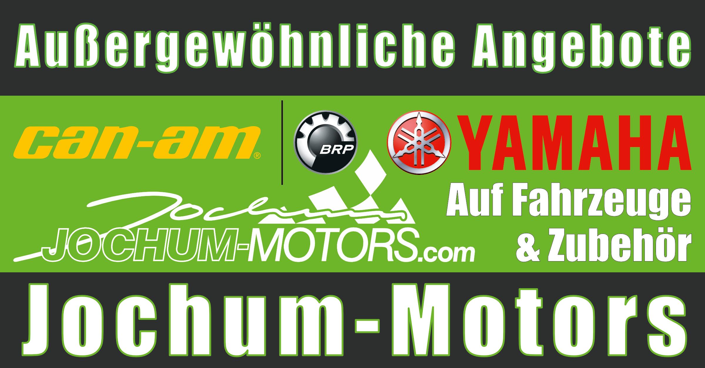 Kurz- und langfristige Angebote der Marken Can-Am (BRP) und Yamaha