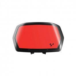 Can-Am Ryker - Aufkleber für Instrumentenspoiler - Adrenaline Red