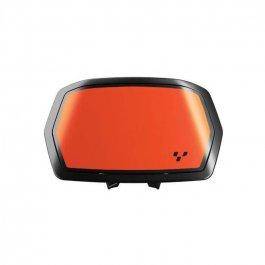 Can-Am Ryker - Aufkleber für Instrumentenspoiler - Orange Blaze