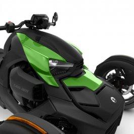 "Can-Am Ryker - Verkleidungssatz ""Exclusive"" - Supersonic Green - Limited Edition"