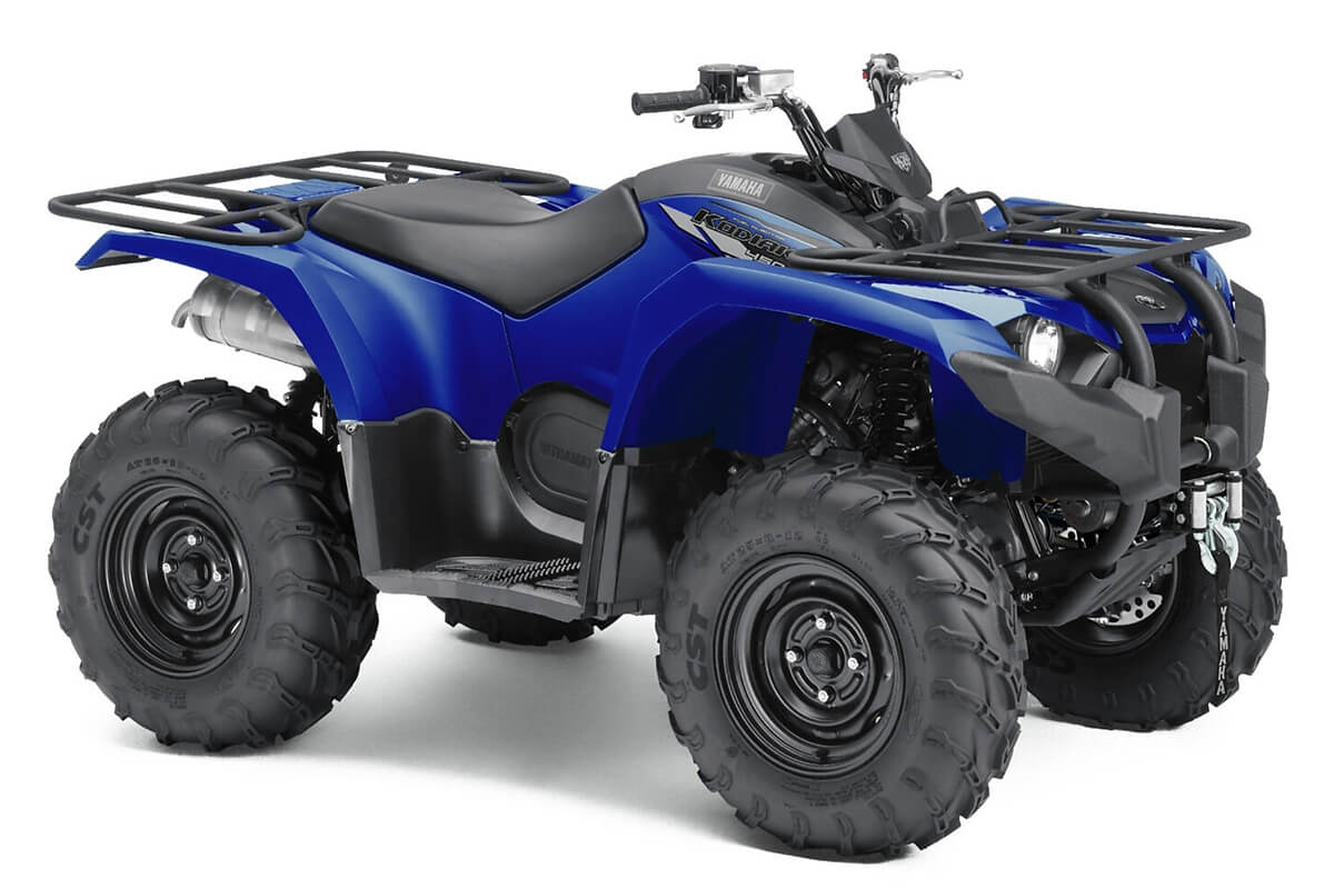 Kodiak 450 ein ATV in Yamaha Blue von Yamaha - Modelljahr 2020 - BJ5D00020C