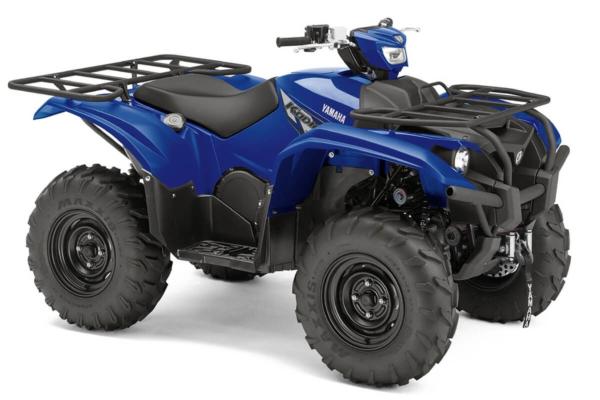 Kodiak 700 ein ATV in Yamaha Blue von Yamaha - Modelljahr 2020 - B6KA00020C