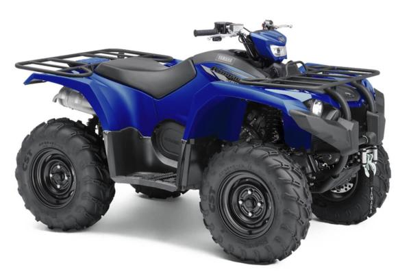 Kodiak 450 EPS ein ATV in Yamaha Blue von Yamaha - Modelljahr 2020 - B5R100020C