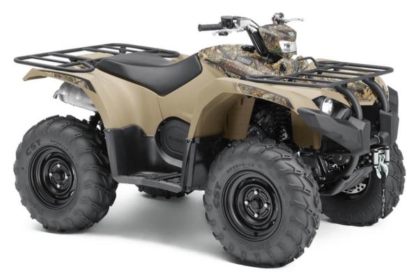 Kodiak 450 EPS ein ATV in Camouflage von Yamaha - Modelljahr 2020 - B5R300020F