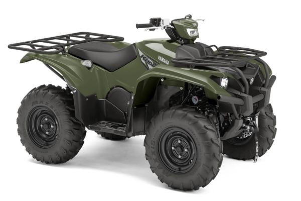 Kodiak 700 EPS ein ATV in Olive Green von Yamaha - Modelljahr 2020 - B5KJ00020M