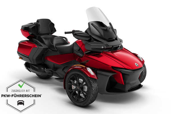 Spyder 1330 RT Limited ACE ein Roadster in Deep Marsala Red Metallic (Dark) von Can-Am - Modelljahr 2020 - 000G1LF00