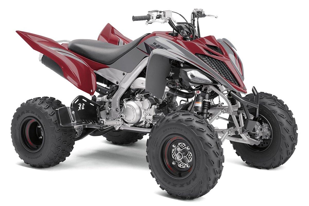 YFM 700 R Special Edition ein ATV in Ridge Red von Yamaha - Modelljahr 2020 - BCX900010L