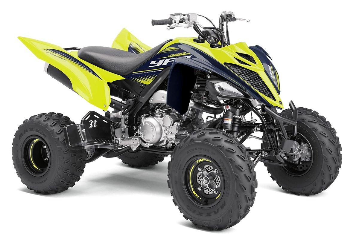 YFM 700 R Special Edition ein ATV in Midnight Blue von Yamaha - Modelljahr 2020 - BCX900010P