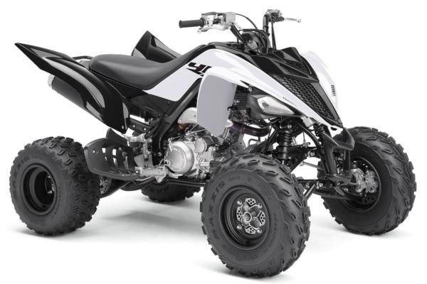 YFM 700 R ein ATV in White von Yamaha - Modelljahr 2020 - BCX700010F
