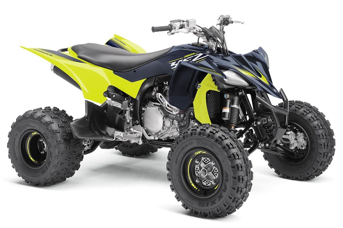 YFZ 450 R Special Edition ein ATV in Midnight Blue von Yamaha - Modelljahr 2020 - BW2T00010P
