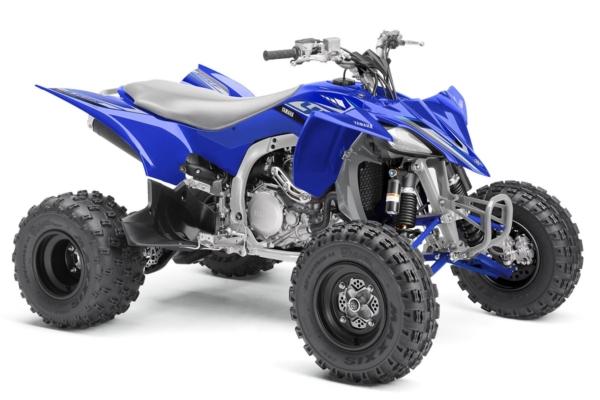 YFZ 450 R ein ATV in Racing Blue von Yamaha - Modelljahr 2020 - BW2P00010E
