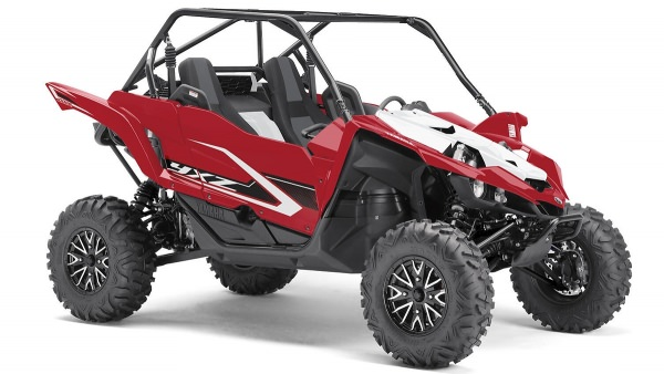 YXZ 1000 R ein SSV in Romantic Rogue von Yamaha - Modelljahr 2020 - B5J700010A