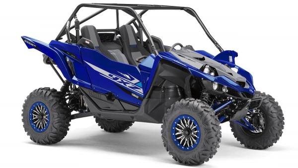 YXZ 1000 Sport Shift R Special Edition ein SSV in Racing Blue 19 von Yamaha - Modelljahr 2020 - BAS500010H