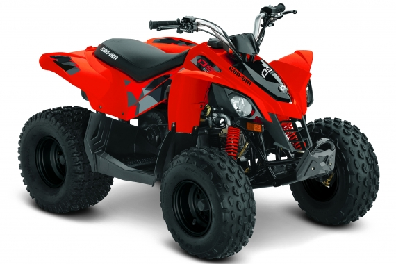 Can-Am DS 90 | ATV 2021