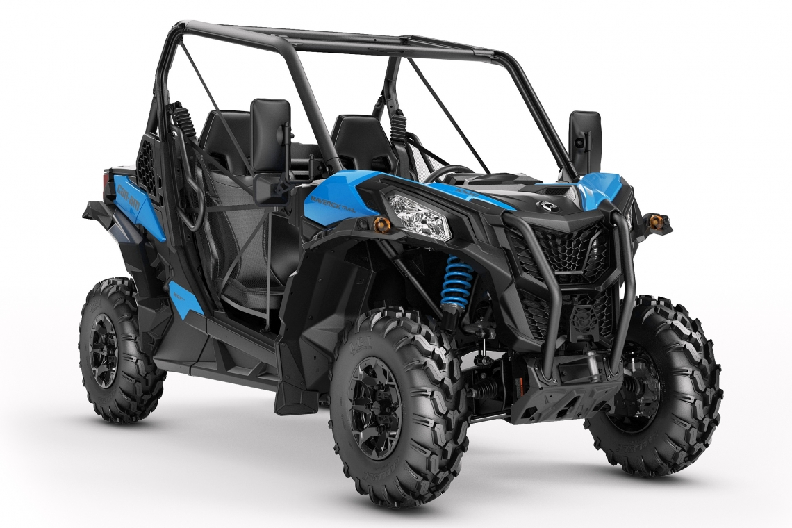 Can-Am Maverick 1000 TRAIL DPS T | SSV 2021
