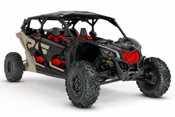 Can-Am Maverick 900 Turbo RR MAX X RS SA Smart-Shox | SSV 2021