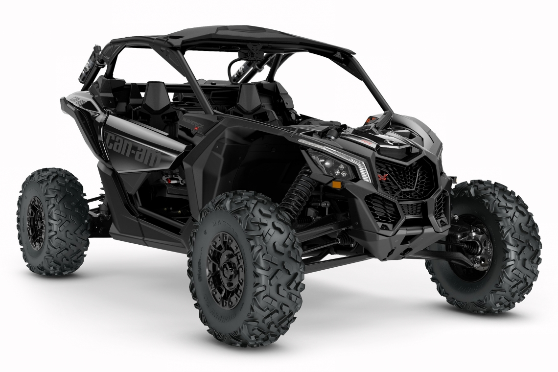 Can-Am Maverick 900 Turbo RR X RS | SSV 2021