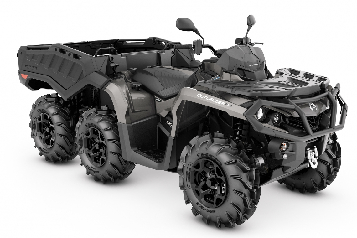 Can-Am Outlander 1000 6x6 XU+ T Side Wall | ATV 2021