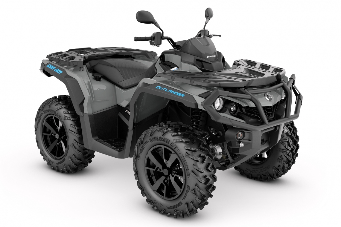 Can-Am Outlander 1000 DPS T | ATV 2021