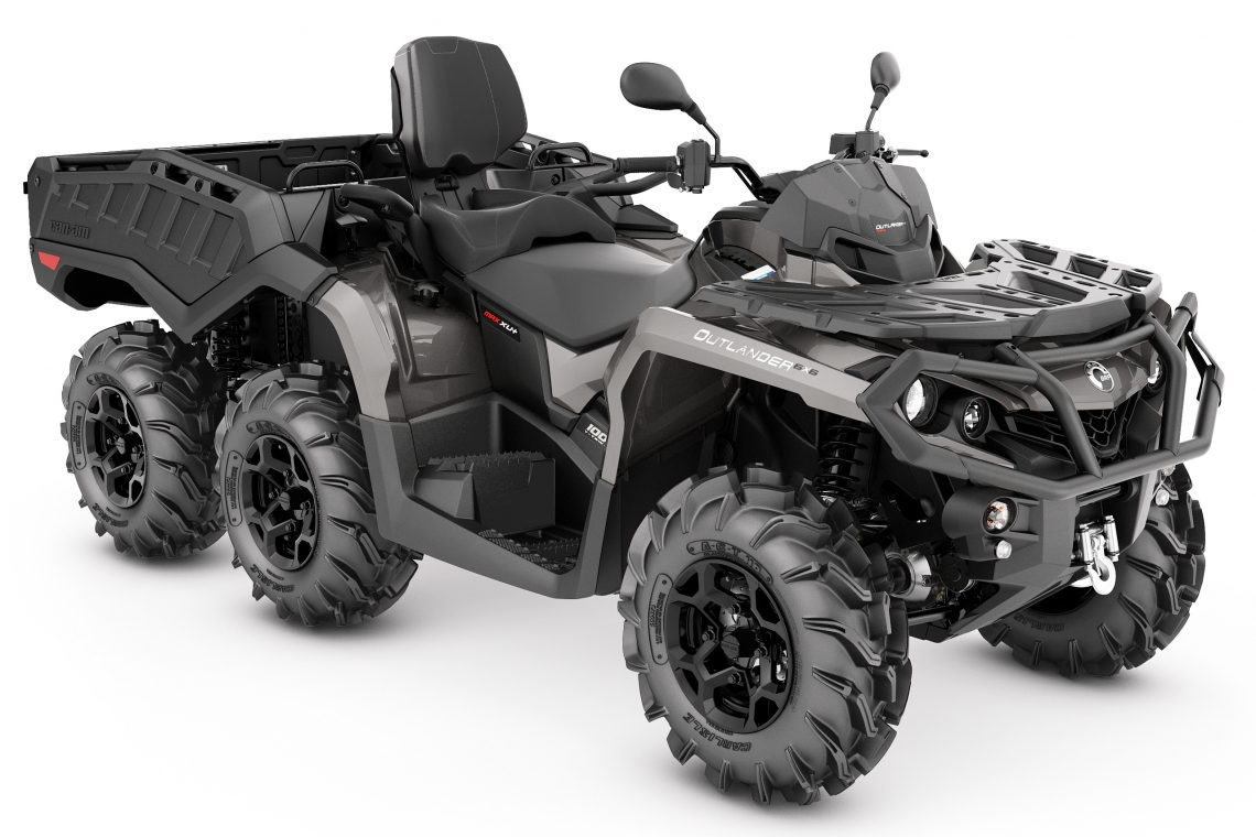 Can-Am Outlander 1000 MAX 6x6 XU+ T Side Wall | ATV 2021