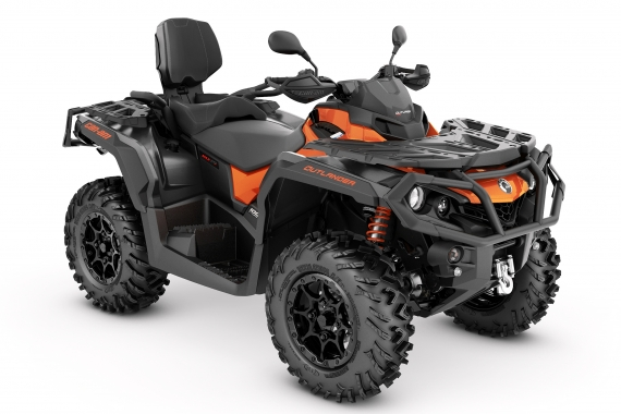 Can-Am Outlander 1000 MAX XT-P T | ATV 2021