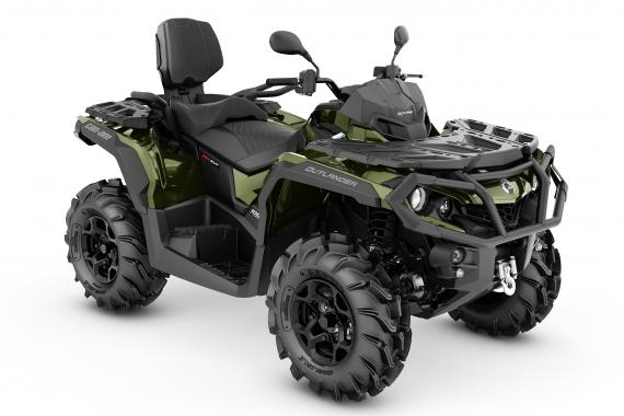 Can-Am Outlander 1000 MAX XU+ T | ATV 2021
