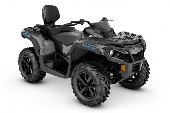 Can-Am Outlander 1000 R MAX DPS | ATV 2021