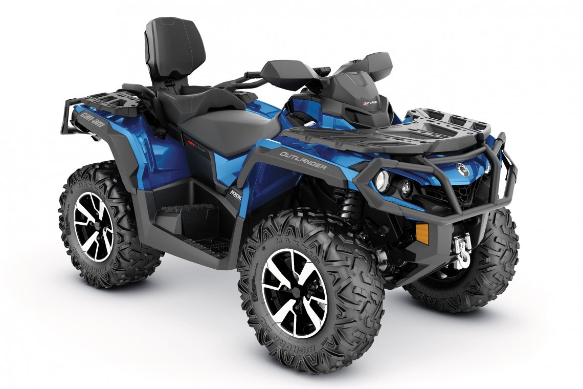 Can-Am Outlander 1000 R MAX Limited | ATV 2021