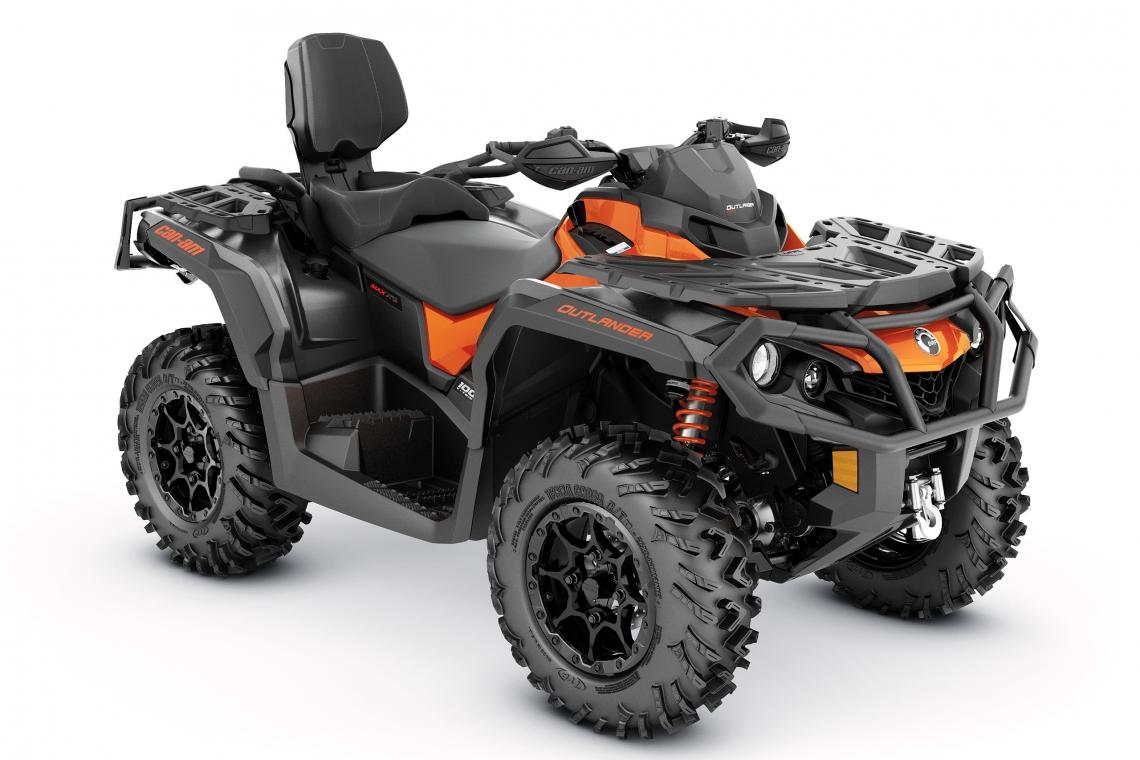 Can-Am Outlander 1000 R MAX XT-P | ATV 2021