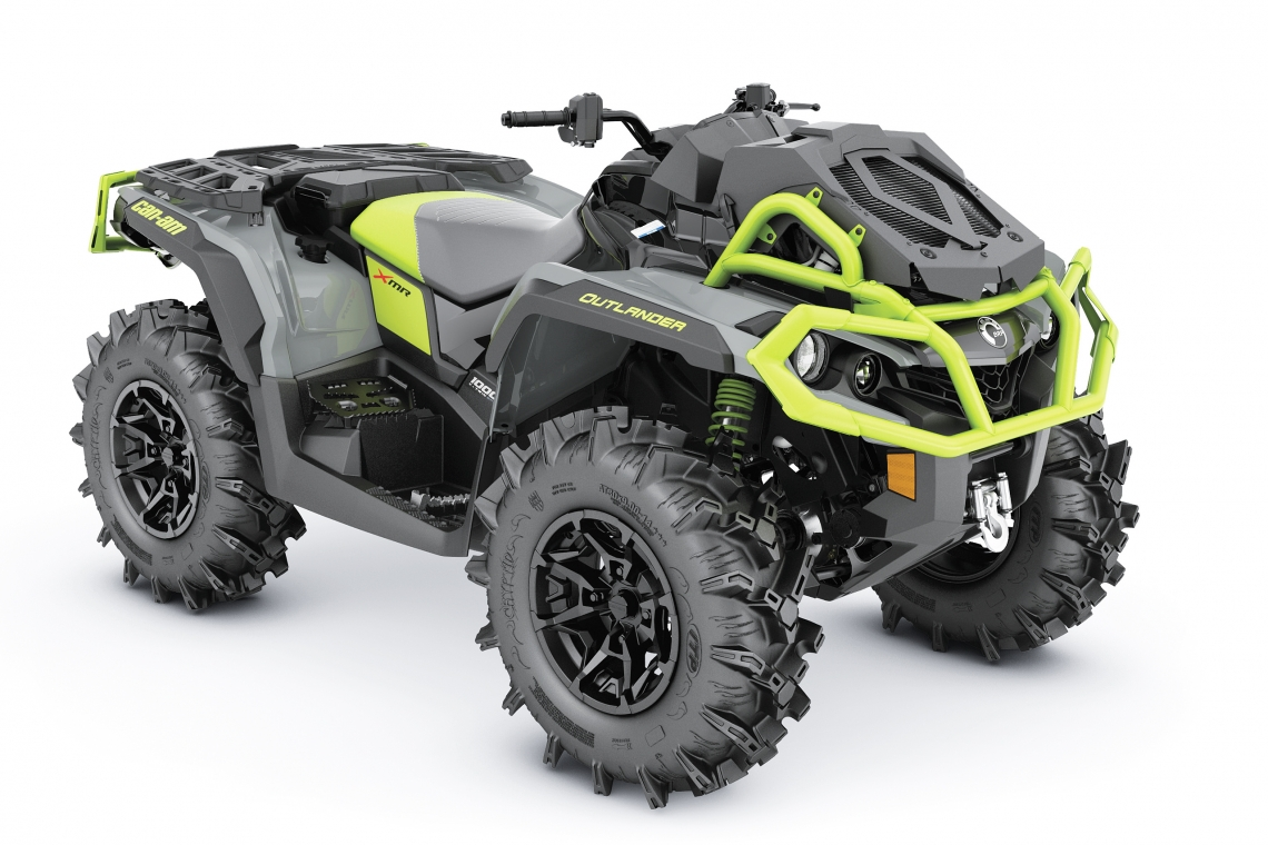 Can-Am Outlander 1000 R X MR | ATV 2021