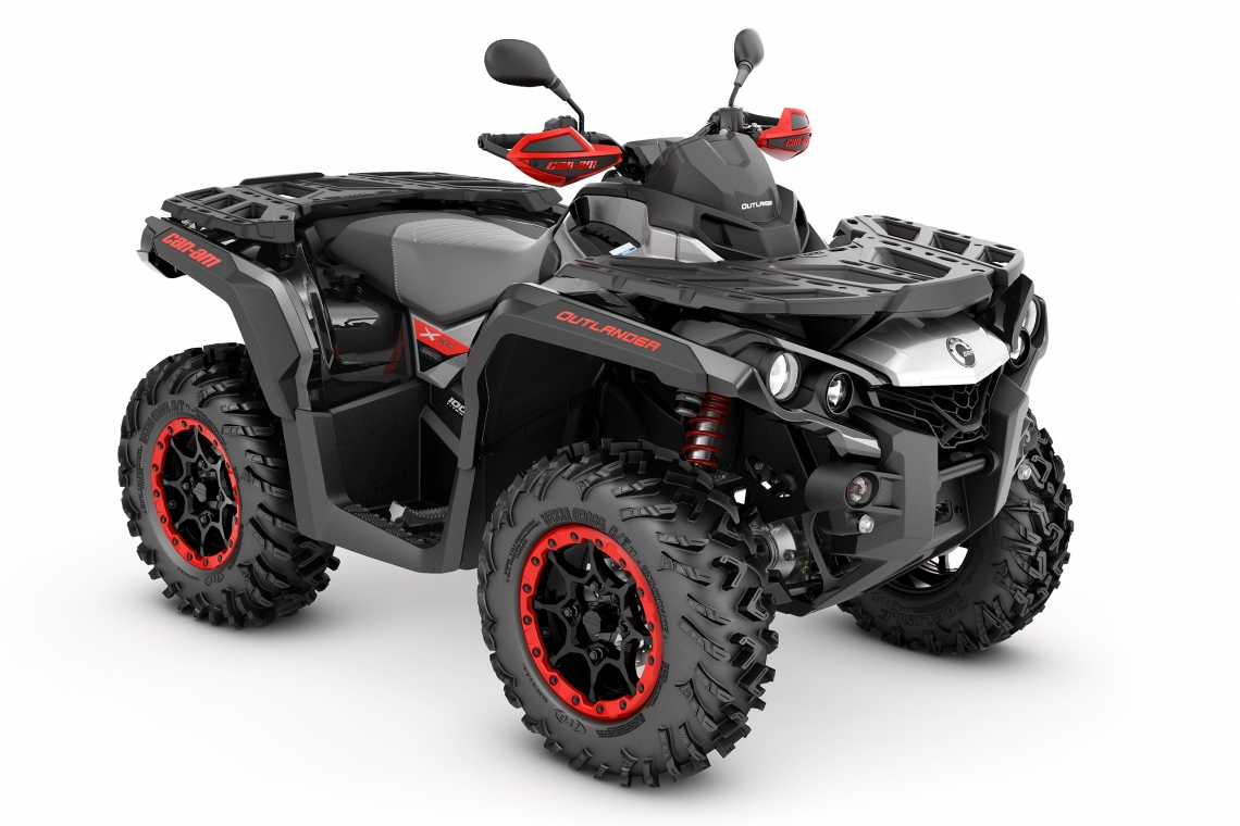 Can-Am Outlander 1000 X XC T | ATV 2021
