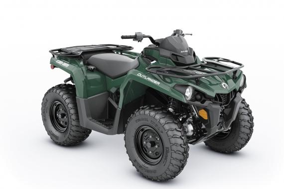 Can-Am Outlander 450 | ATV 2021
