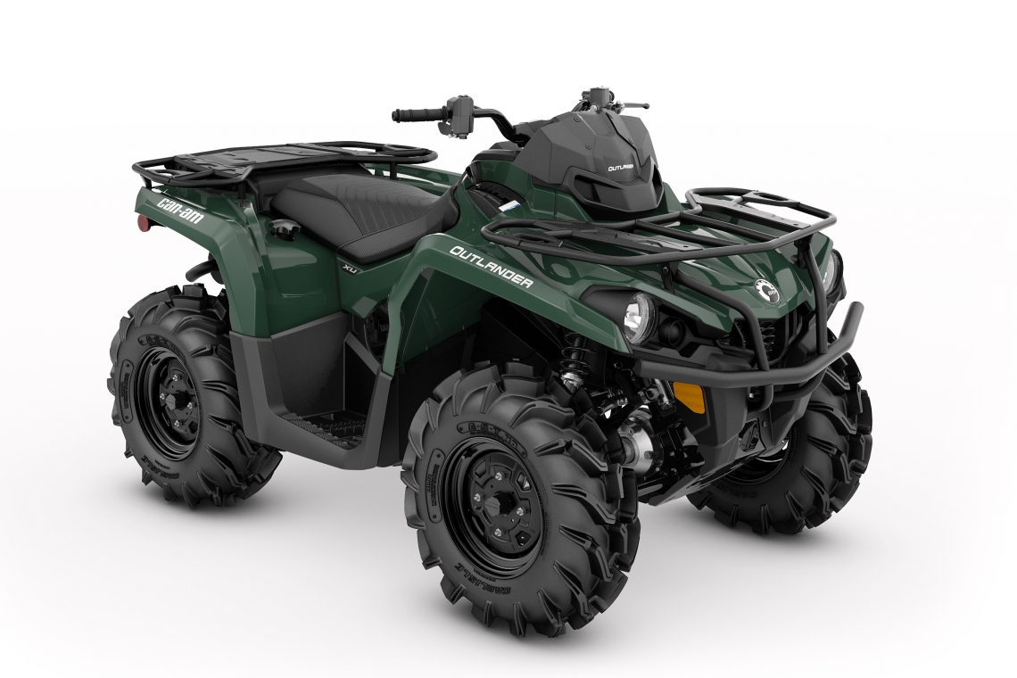 Can-Am Outlander 450 XU T | ATV 2021