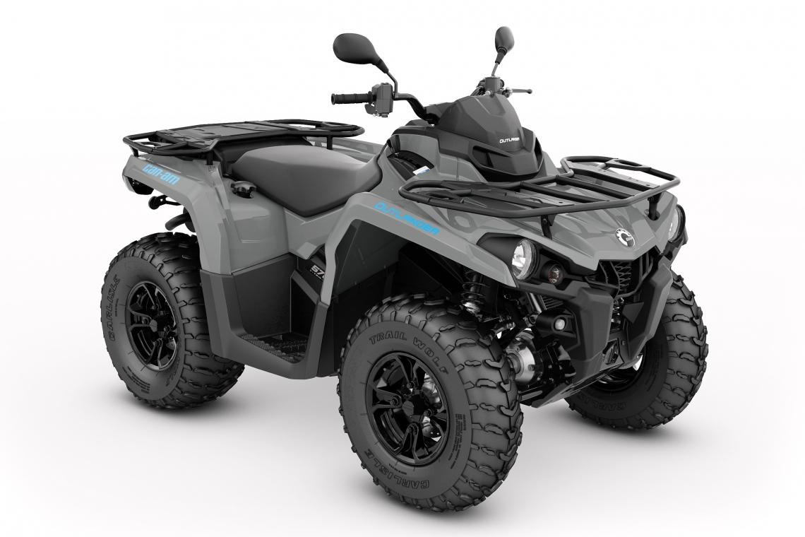 Can-Am Outlander 570 DPS T | ATV 2021