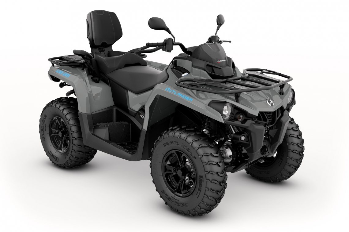 Can-Am Outlander 570 MAX DPS T | ATV 2021