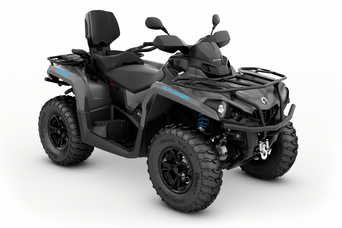 Can-Am Outlander 570 MAX XT T | ATV 2021