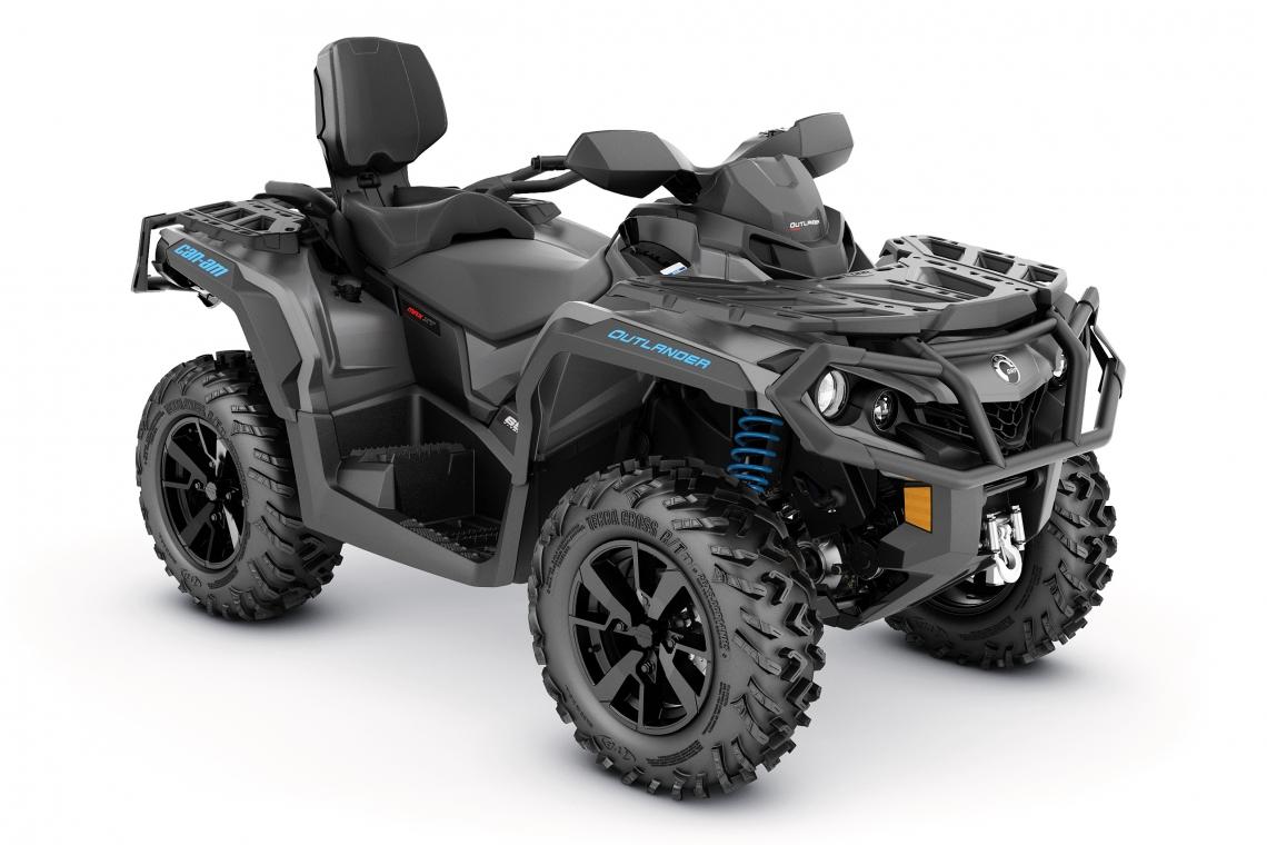 Can-Am Outlander 650 MAX XT | ATV 2021