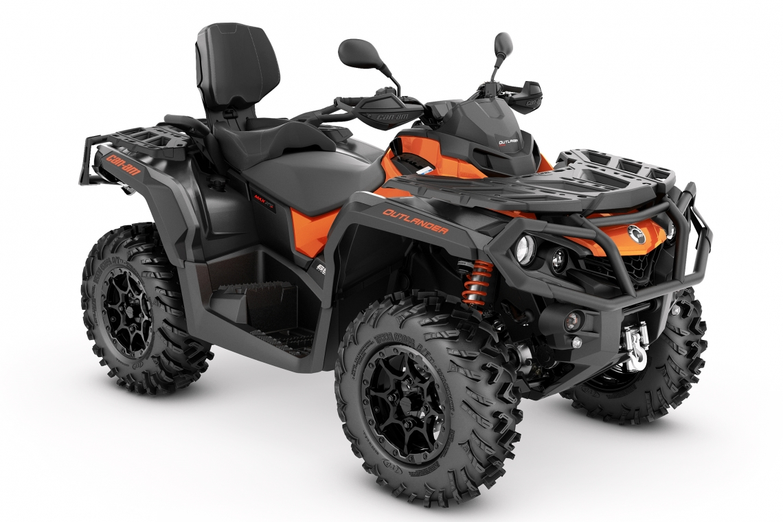 Can-Am Outlander 650 MAX XT-P T | ATV 2021