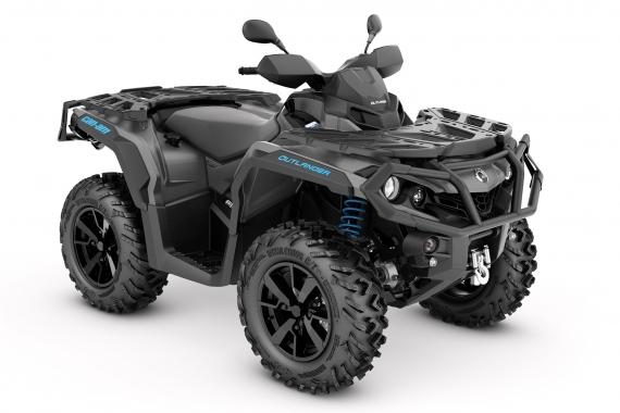 Can-Am Outlander 650 XT T | ATV 2021