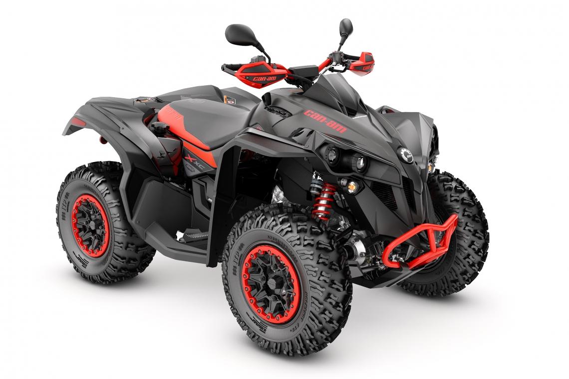 Can-Am Renegade 1000 X XC T | ATV 2021